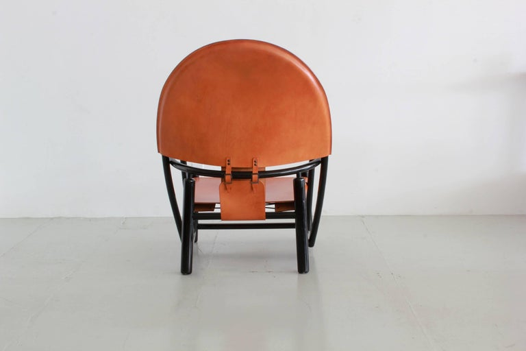 "Werther Toffoloni and Piero Palange ""Hoop"" Lounge Chair 5"