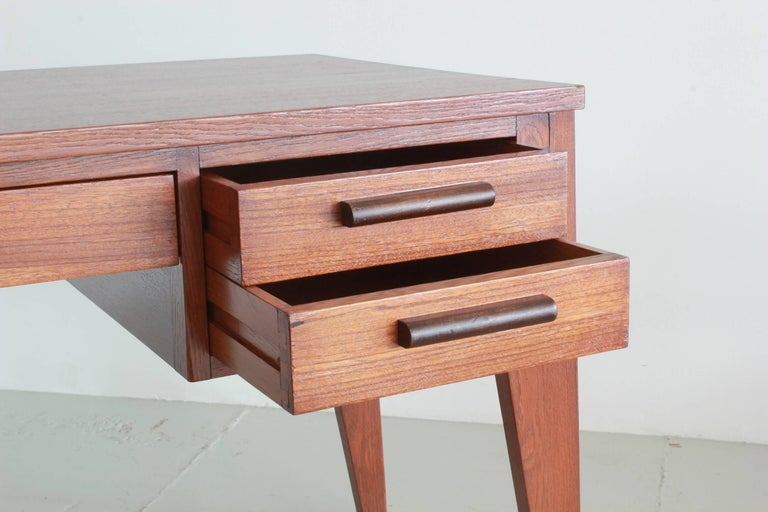 Mid-20th Century Andre Sornay Desk For Sale