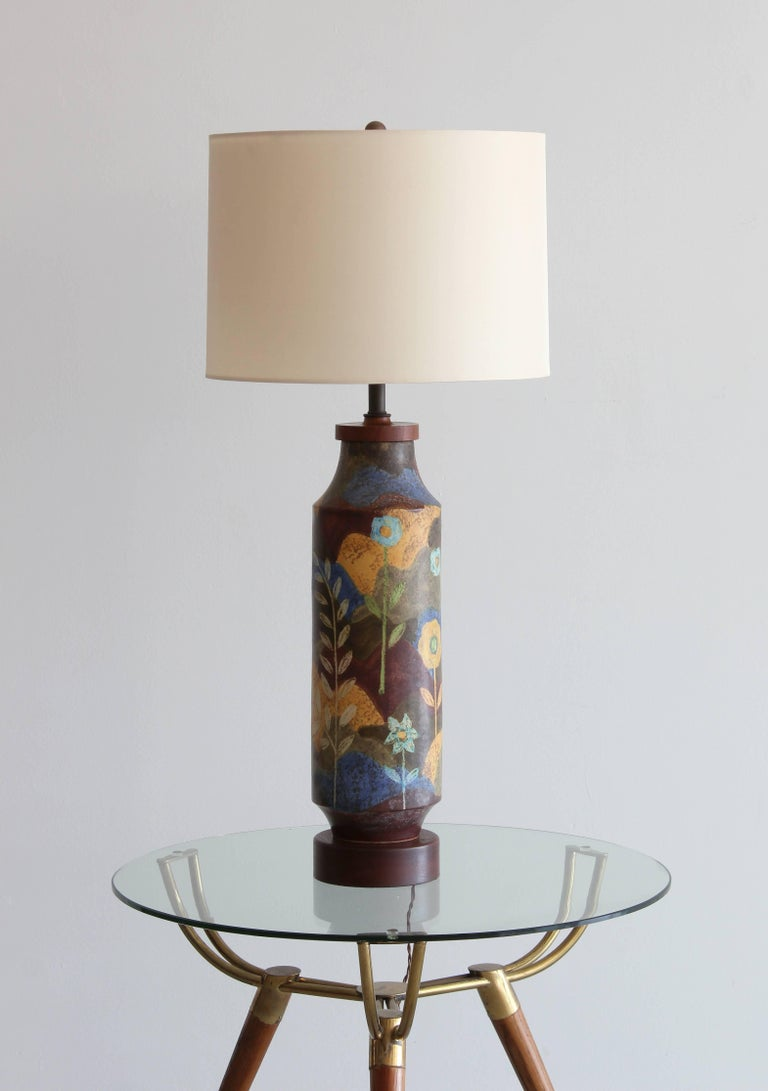 Raymor Ceramic Lamp 2