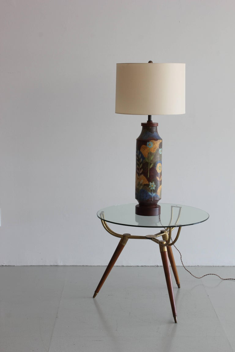 Raymor Ceramic Lamp 4