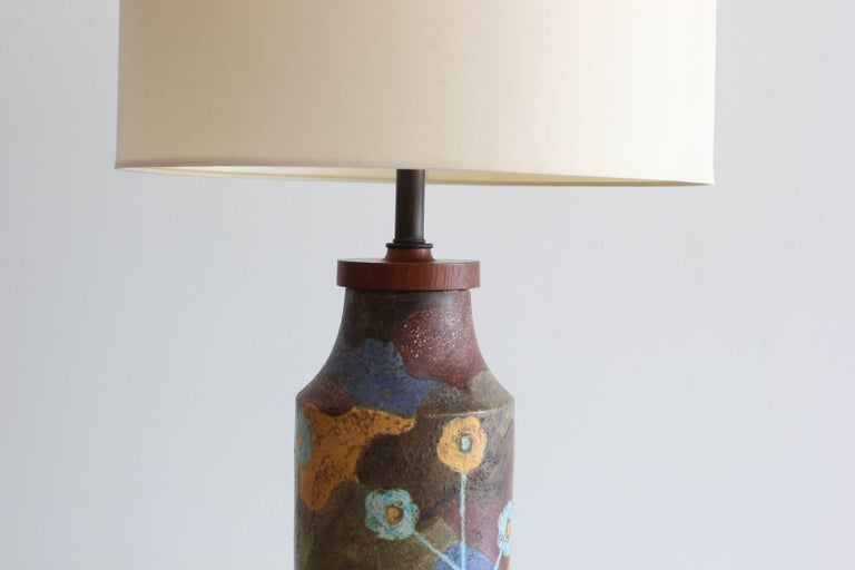 Raymor Ceramic Lamp 5