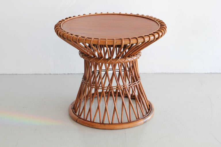 Franco Albini Margherita Chairs and Table 8