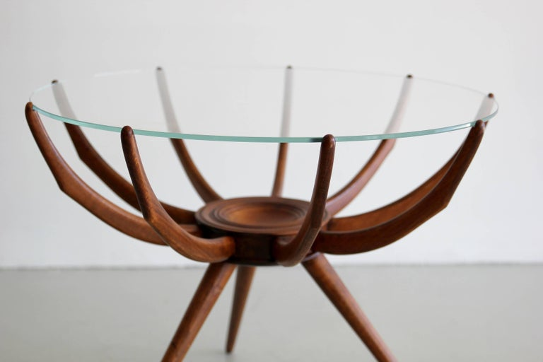 Carlo de Carli Spider Table 8