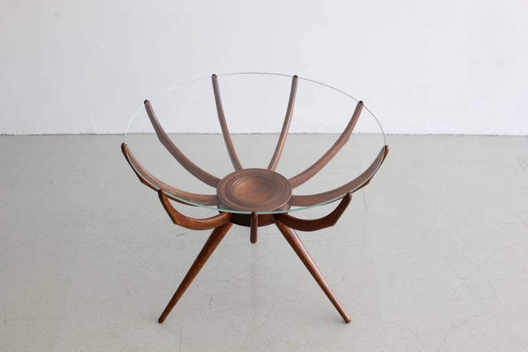 Carlo de Carli Spider Table 3