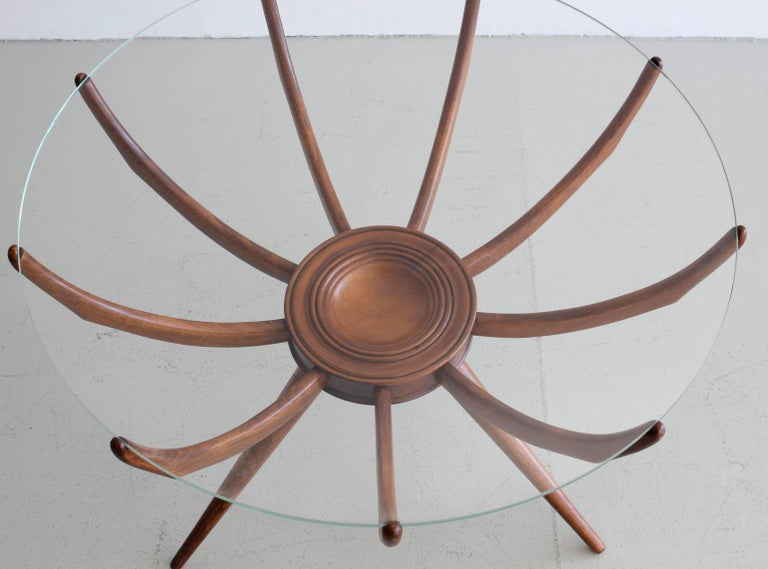 Carlo de Carli Spider Table 5
