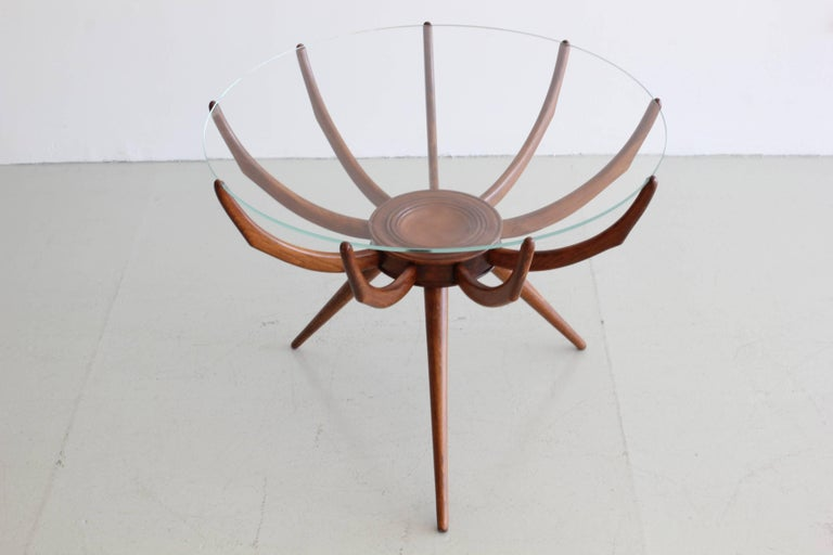 Carlo de Carli Spider Table 2