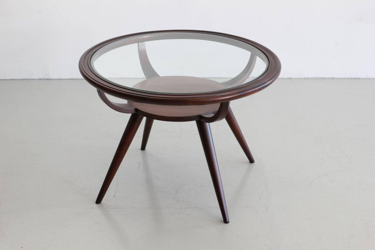 1950s, Italian Side Table In Good Condition For Sale In Los Angeles, CA