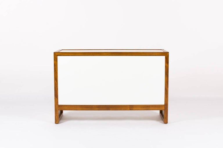 Oak Andre Sornay Sideboard For Sale