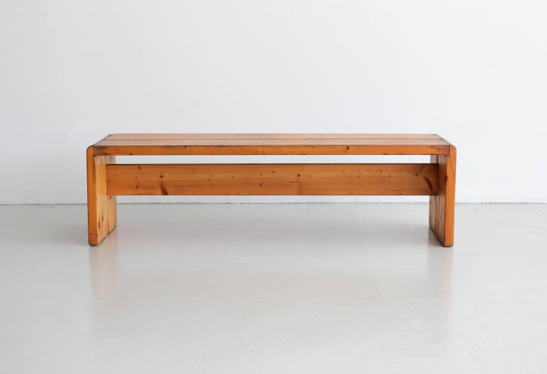 Charlotte Perriand Bench 2