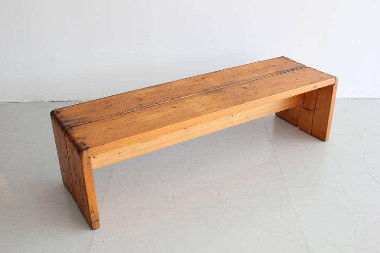 Charlotte Perriand Bench 7