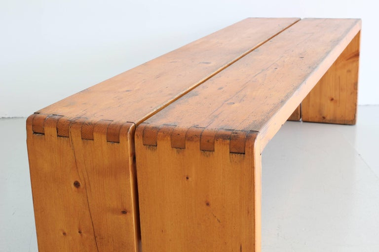 Charlotte Perriand Bench 5