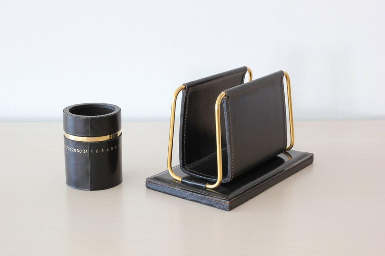 Mid-20th Century French Desk Accessories For Sale