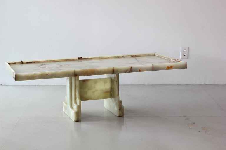 Italian Marble Table For Sale 4
