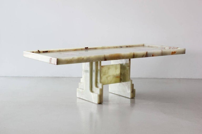 Italian Marble Table For Sale 2