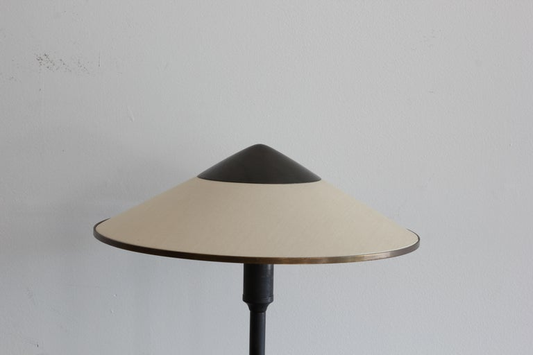 Danish Table Lamp by Niels Rasmussen Thykier In Good Condition For Sale In Los Angeles, CA