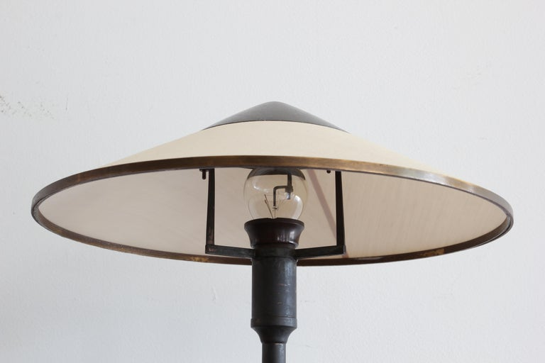 Mid-20th Century Danish Table Lamp by Niels Rasmussen Thykier For Sale