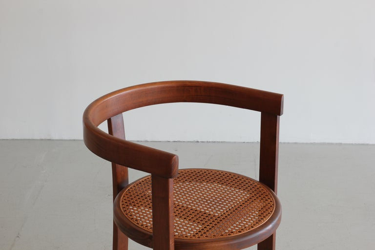 Set of Six A. G. Dining Chairs For Sale 6