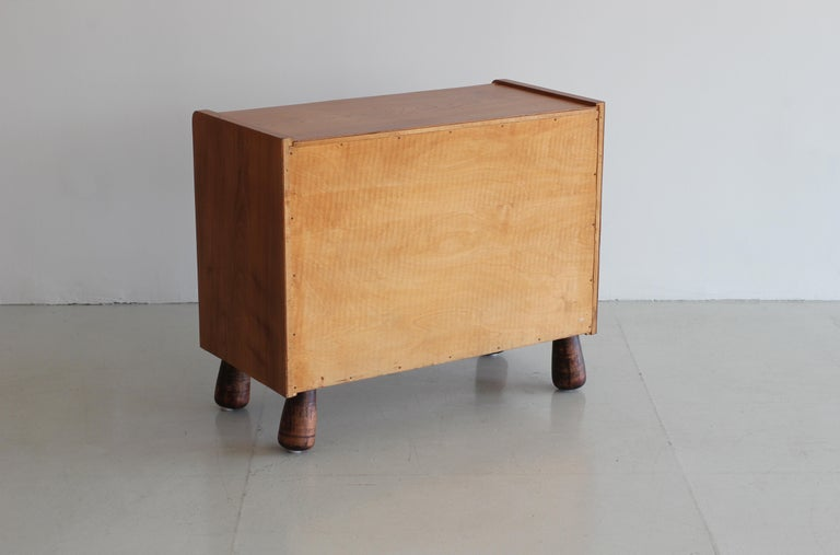 Mid-20th Century Chest of Drawers by Otto Faerge For Sale