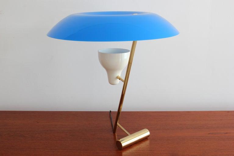 Contemporary Gino Sarfatti Modello 548 Table Lamp For Sale