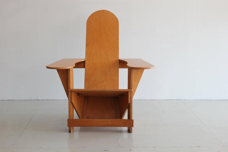 Original Adirondack Chair by Pierre Dariel for Poltrona, ca 1926 For Sale 1