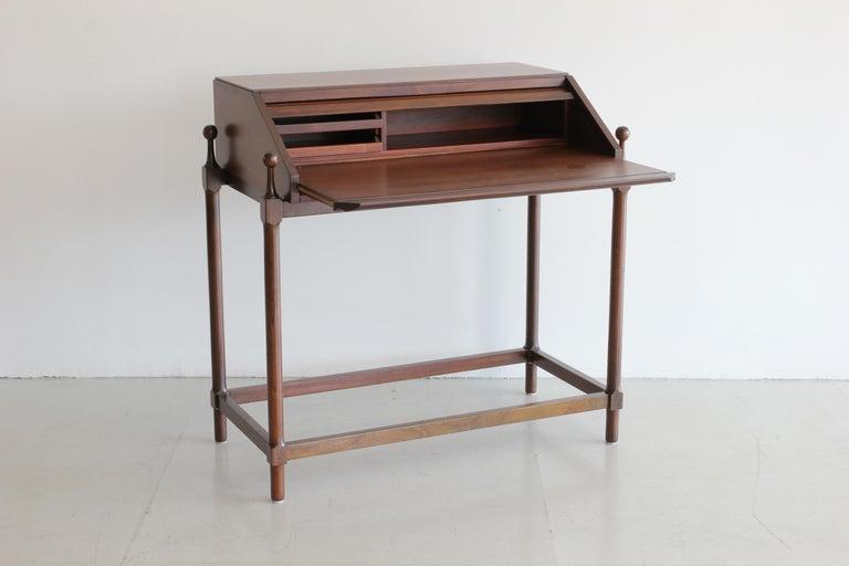 Mid-20th Century Secretary Desk by Fratelli Proserpio For Sale