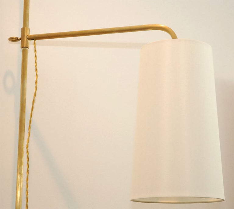 American French Pole Sconce For Sale