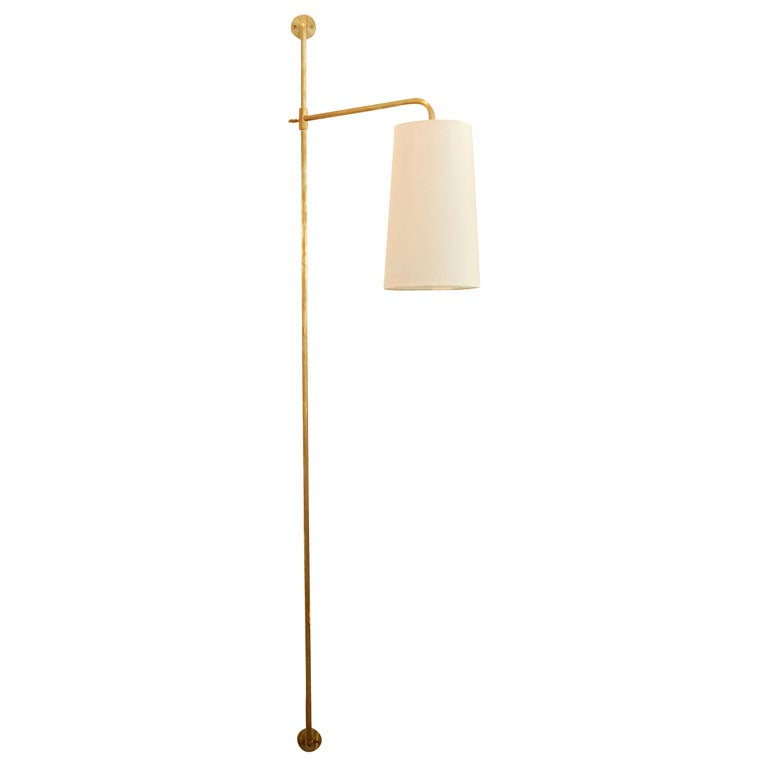 French Pole Sconce