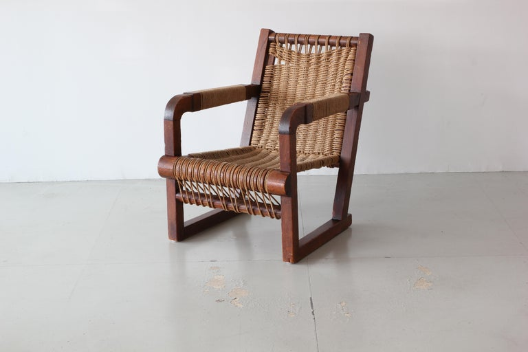 French Francis Jourdain Attributed Chairs For Sale