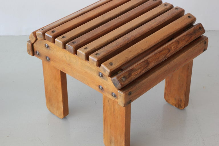 French Railroad Stools For Sale 1