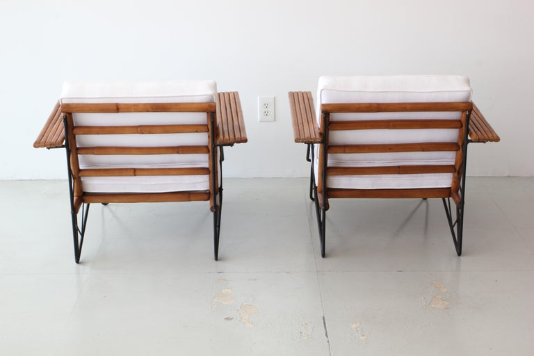 Ritts Furniture Company Chairs In Fair Condition For Sale In Los Angeles, CA