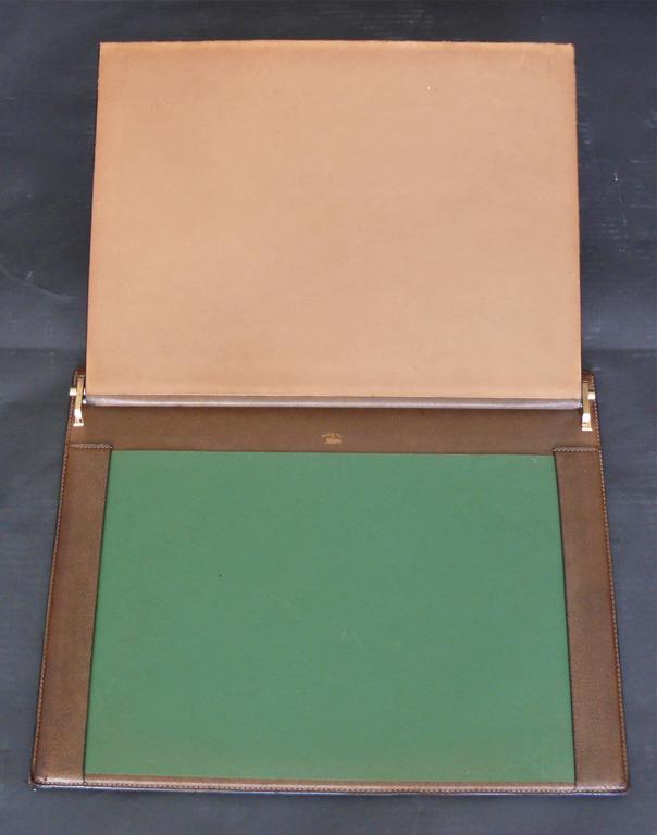 gucci desk blotter at 1stdibs. Black Bedroom Furniture Sets. Home Design Ideas