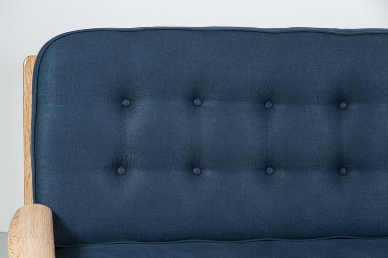 Guillerme et Chambron Settee For Sale 2