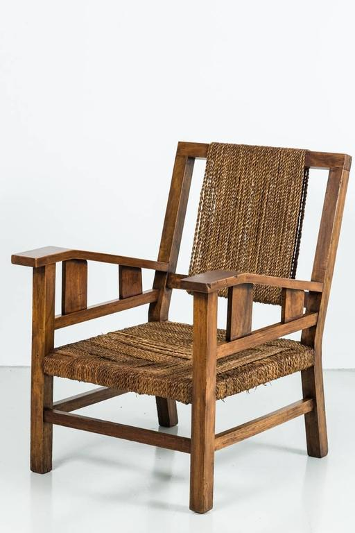 Francis Jourdain Chairs In Excellent Condition For Sale In Los Angeles, CA
