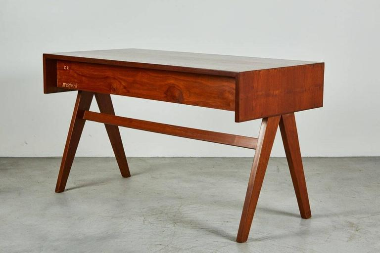 Pierre Jeanneret Desk 4