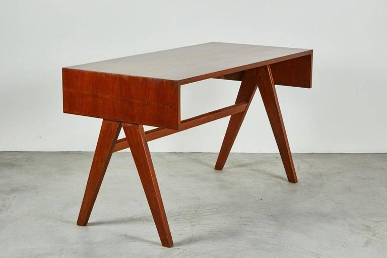 Pierre Jeanneret Desk 7