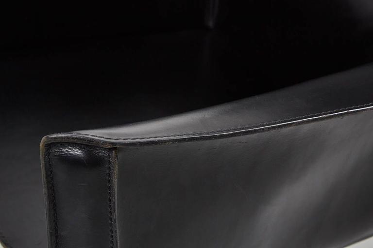 Cab Chairs by Mario Bellini For Sale 2