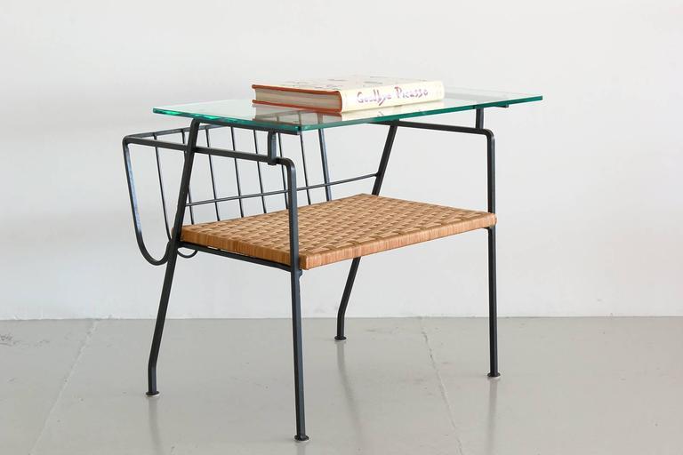 Arthur Umanoff Style End Tables 5