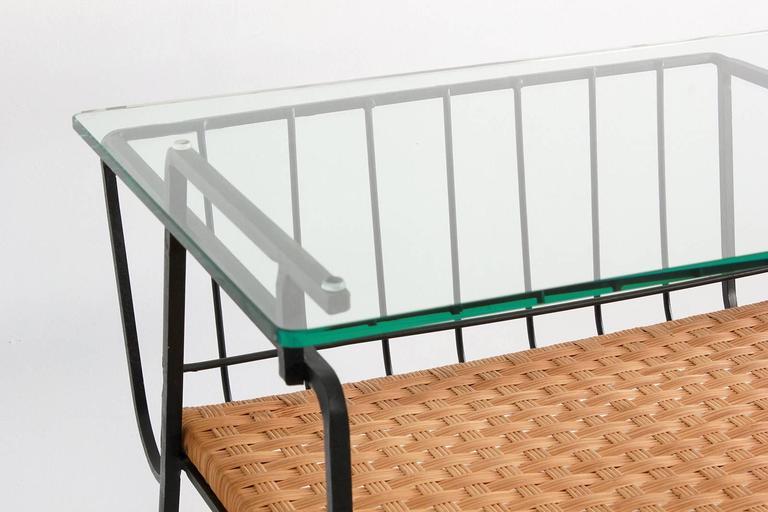 Arthur Umanoff Style End Tables 8