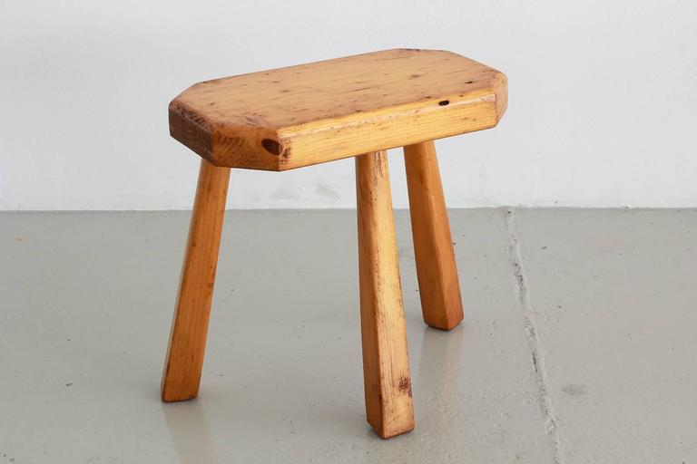 French Perriand Style Stools 4