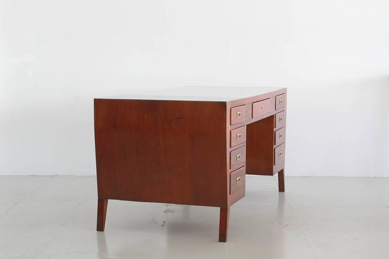 Mid-20th Century Gio Ponti Desk For Sale