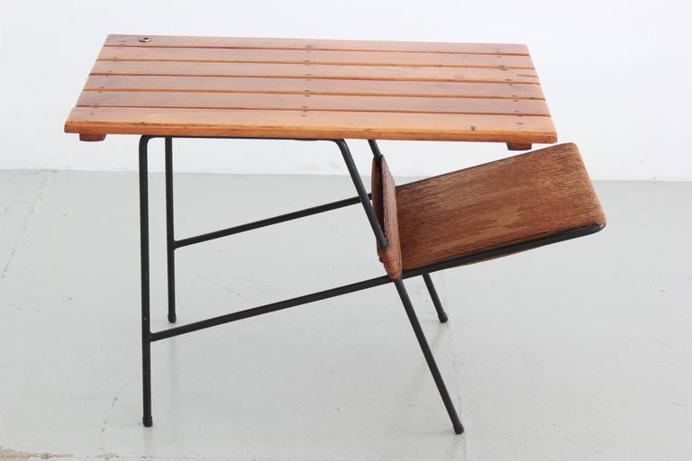 Arthur Umanoff Side Table At 1stdibs
