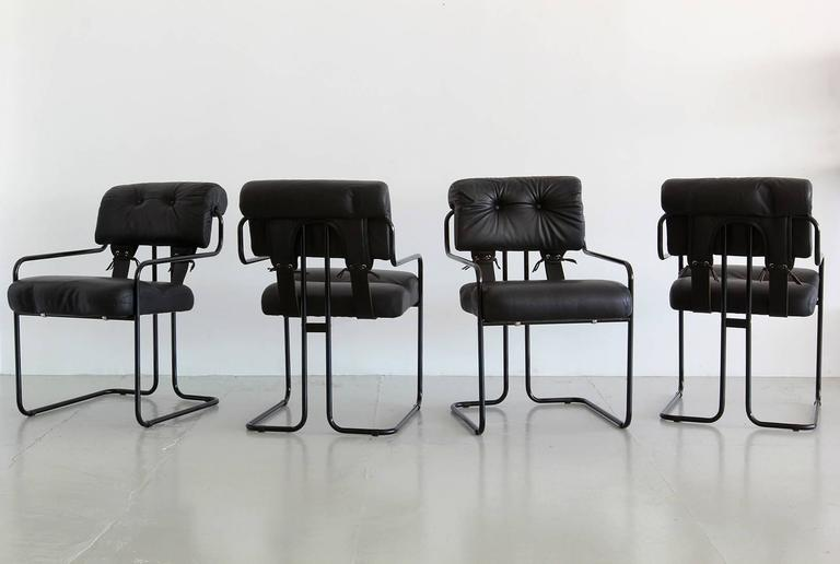 Set of Four Pace Tucroma Chairs 2