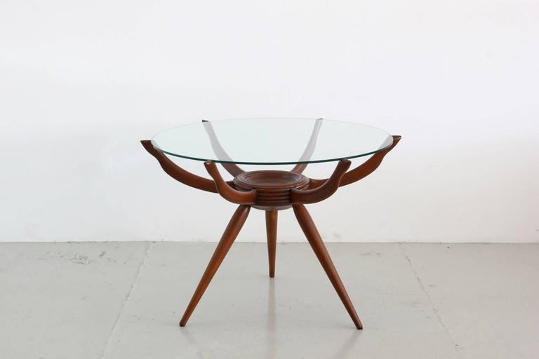 Carlo De Carli Spider Table For Sale at 1stdibs