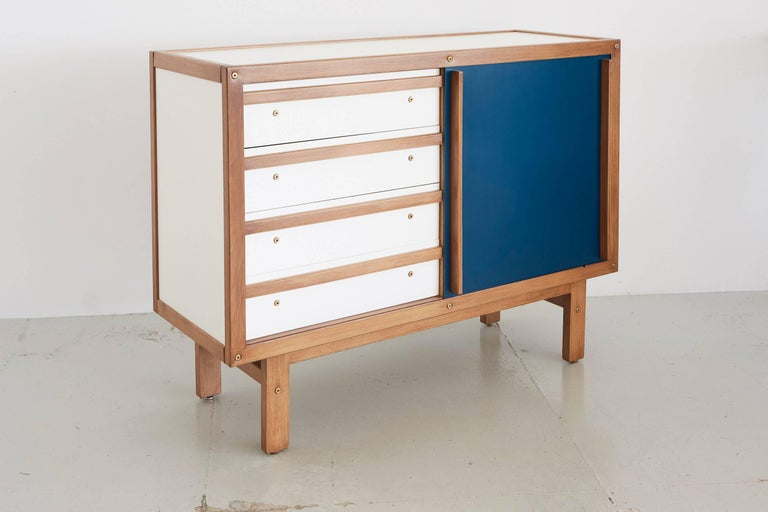 Andre Sornay Sideboard In Excellent Condition For Sale In Los Angeles, CA