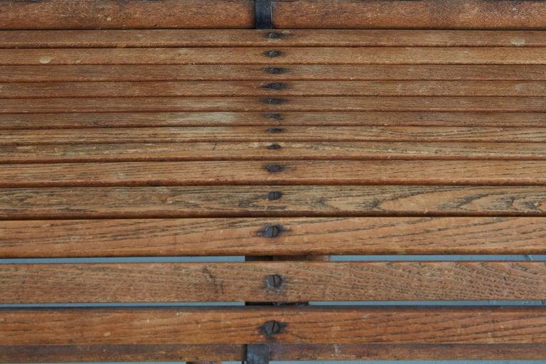 Victorian Train Bench 5