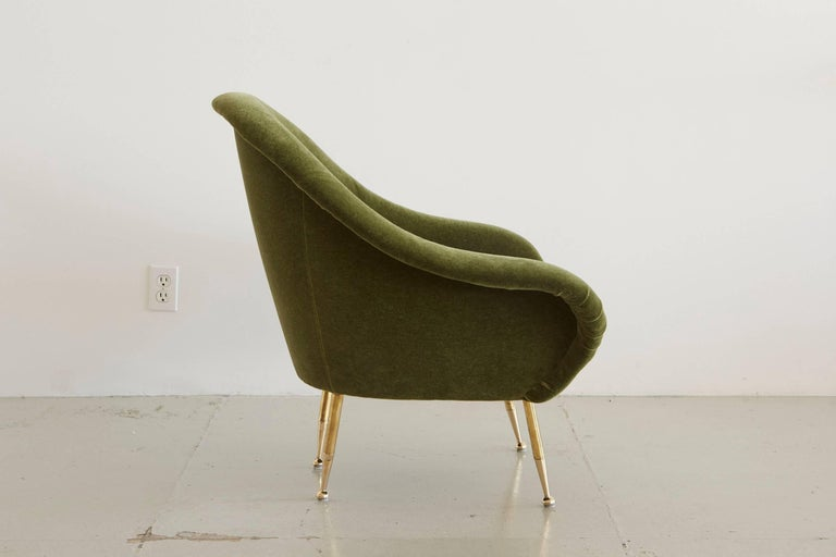 Italian Slipper Chair 2