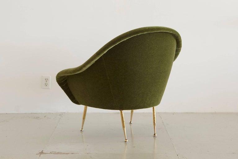 Italian Slipper Chair 3