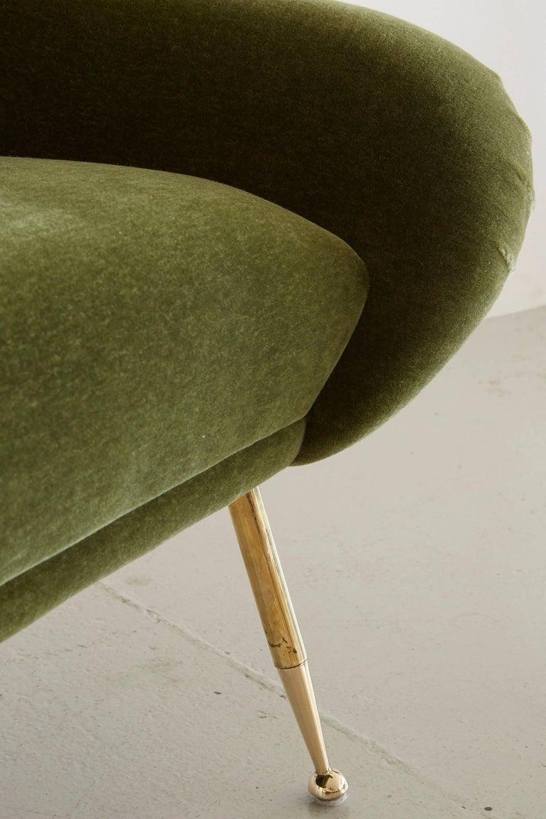 Italian Slipper Chair 4