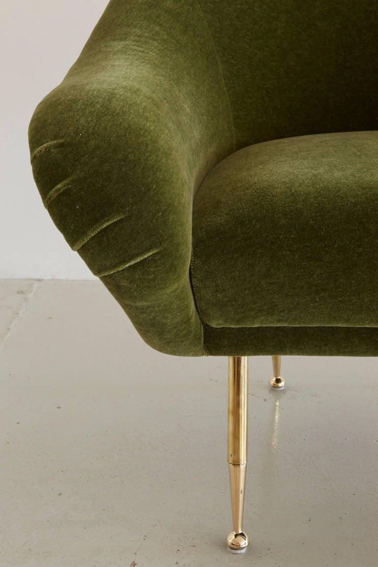 Italian Slipper Chair 5