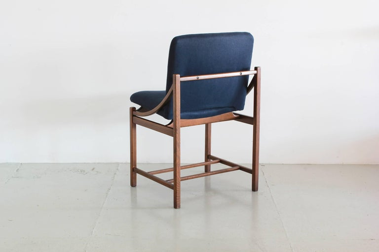 Mid-Century Modern Italian Bentwood Dining Chairs  For Sale